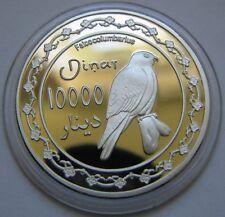 2006 Iraq Kurdistan 10000 Dinar Silver Coin Medal 29.10 Gram 1 Oz Specimen Mint