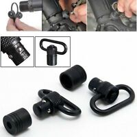 1x Quick Release Detachable Sling Swivel Mount Tactical QD Adapter For Gun Rifle