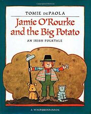 Jamie O'Rourke and the Big Potato by Tomie dePaola (1997, Paperback)