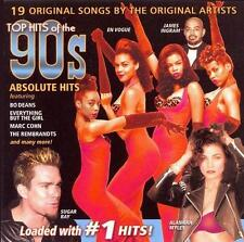 NEW Top Hits of the 90s - Absolute Hits (Audio CD)