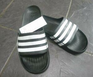 Adidas Mens Womens Sliders Slides Shoes Beach Summer Shower Pool Sandals Size 7
