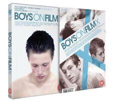 Boys On Film X (Gay Theme) 10 Region 4 DVD New