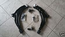 NISSAN MICRA K11 (98-02) 2 FRONT LOWER WISHBONES ARMS+2 TRACK ENDS+ 2 LINKS  NEW