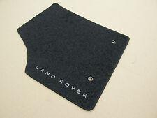Land Rover Freelander 2 Ebony Black LH Front Floor Carpet Mat Pt No LR046152