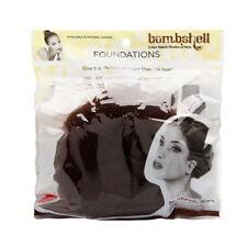 Bombshell Large Hair Donut Brown Brand New
