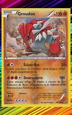 Groudon Reverse - XY5:Primo Choc - 84/160 - Carte Pokemon Neuve Française