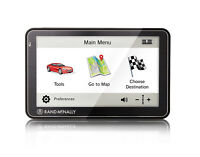 "Rand McNally 5"" Road Explorer 5 Advanced Car GPS with Lifetime Maps"