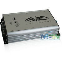 WET SOUNDS SYN MICRO 2-CHANNEL MARINE AUDIO BOAT COMPACT AMPLIFIER AMP SYNMICRO