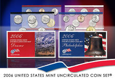 2006 US Mint Uncirculated Set NIB with Certificate of Authenticity  20 coins