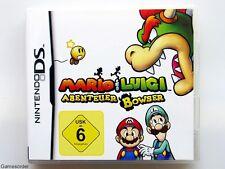 MARIO & LUIGI - ABENTEUER BOWSER ~Nintendo Ds / Dsi / 3 Ds / XL / 2Ds Spiel~