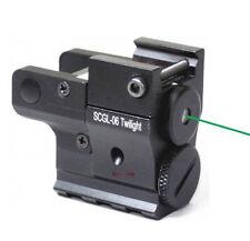 Vector Optics Pistol Green Laser Sight Ruger Glock Walther w/ Picatinny Rail