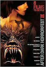 After Dark Horrorfest, Vol. 3, New DVDs