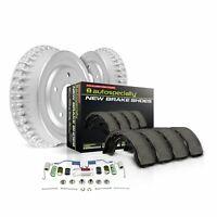 Power Stop ESK5491 Rear Euro-Stop Brake Kit BMW