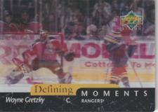 1997-98 Upper Deck Diamond Vision Defining Moments #DM1 Wayne Gretzky