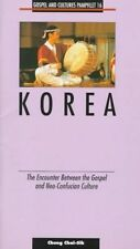 Korea: The Encounter between the Gospel and Neo-Confucian Culture-Pamphlet #16