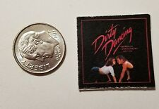 "Dollhouse Miniature Record Album 1"" 1/12 scale Barbie  Dirty Dancing Musical B"