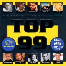Top 99-Die besten Hits des Jahres Oli. P, Lou Bega, Jennifer Lopez, Ric.. [2 CD]