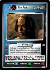 Star Trek CCG All Good Things Miral Paris (Federation) 21P