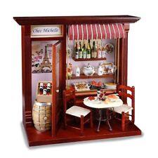 """Reutter Porzellan Miniaturen - Wandbild """"Chez Michelle"""" 21x24cm (1.794/7)"""