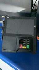 Pax7 credit card reader and terminal with stand