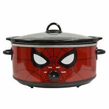 Marvel Spider-Man 7qt Slow Cooker Your Friendly Neighborhood Slow Cooker
