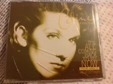 CELINE DION - IT'S ALL COMING BACK TO ME NOW - 1996 UK CD SINGLE