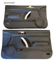 1998-2010 Vw Beetle Convertible Custom Durable New Door Panels !