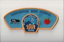 Shenandoah Area Council 1991 World Jamboree JSP