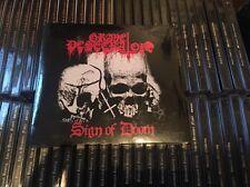 Grave Desecrator - Sign of Doom DIGIPAK Holocausto,Sepultura,Blasohemy