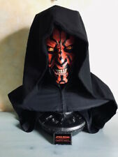 Sideshow DARTH MAUL Life Size Bust 1:1 - Unique Ultimate Version !