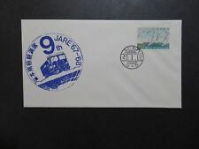 Japan 1967 Jare Antarctica Cover - Z8908