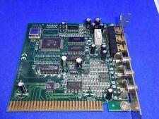 MIRO DOLBY SURROUND PRO-LOGIC 3D ISA RETRO SOUND KARTE PINBA-601606  2.0 #GK744