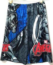 Marvel Avengers Black Panther Boys Athletic Shorts (Size: 10)