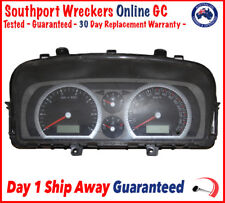 Genuine Ford Falcon Ba Bf Xr6 Instrument Speedo Cluster - Unknown Kms - Express
