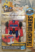 Transformers Bumblebee Movie Optimus Prime Energon Ignitors Speed Series New