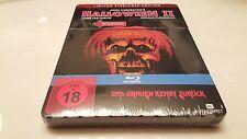 Halloween 2 II Metalpak STEELBOOK Light Up Eyes & Theme Music (Blu-ray, Germany)