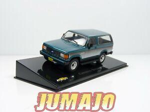 CVT60 voiture 1/43 IXO Salvat BRESIL CHEVROLET : BONANZA 1990