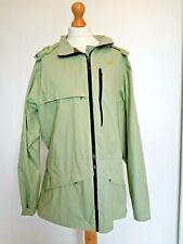 Ladies Green Waterproof Hooded Rohan Jacket Hiking Adventure Large