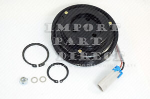 NEW A/C Compressor CLUTCH KIT for Saab 9-3 9-3X 2004-2011 2.0 Liter Engine