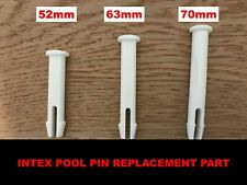 Intex Joint Split Pen Pool Pin Replacement Part  52mm, 63mm, 70mm- Set of 5