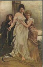 CARTOLINA _PRIMA GUERRA MONDIALE_COPPAY - FEDE-SPERANZA - AMORE_U. GRASSI_1918