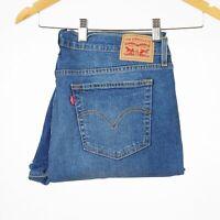 Levi's Boyfriend Fit Clueless blau Damen Jeans Größe 27 W27