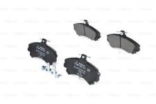 Bremsbelagsatz, Scheibenbremse für Bremsanlage Vorderachse BOSCH 0 986 424 371