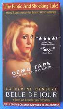Catherine Deneuve BELLE DE JOUR Full Length Screener for Video Stores Demo VHS