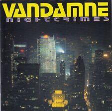 Vandamne – nightcrimes (CD 1994) incl. bonus Track!!!