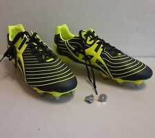 Gilbert Mens Rugby/Football Cleat Boot Size US 12 UK 11.5 EU 46 New Shoe 8 Stud