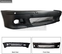 for BMW E39 Front BUMPER With PDC holes washer jets - sporty M5 M look sport