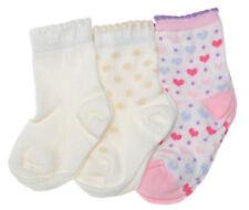 Chaussettes pour fille de 0 à 24 mois 3 - 6 mois
