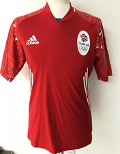 London 2012 Olympics Team GB Adidas Away Football Shirt Size Small