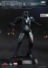 New Comicave Studio Super Alloy 1/12 Scale Iron Man Shotgun Diecast Figure MISB